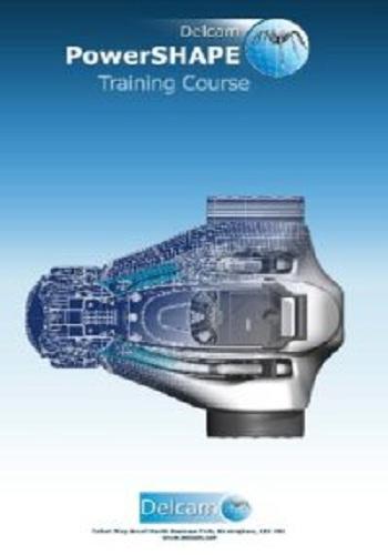 كورس تعليم برنامج بورشيب 9 - Delcam PowerSHAPE 9 Training Course D_p_s_10