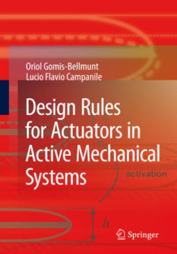 كتاب Design Rules for Actuators in Active Mechanical Systems  D_r_a_10