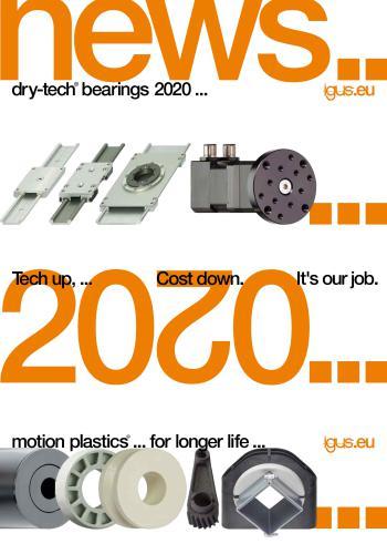 كتالوج Dry-Tech Bearings 2020  D_t_b_10