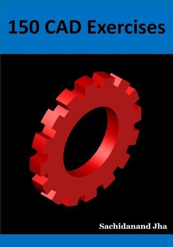 كتاب 100 CAD Exercises  E_2_p_10