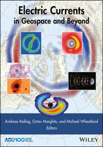 كتاب Electric Currents in Geospace and Beyond  E_c_i_10