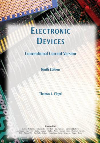 كتاب Electronic Devices - Conventional Current Version  E_d_c_11