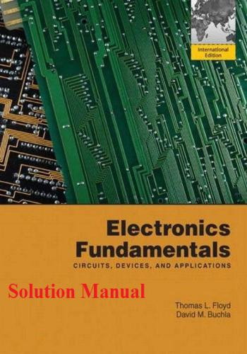حل كتاب Electronics Fundamentals - Circuits, Devices, and Applications Solution Manual  E_f_s_10