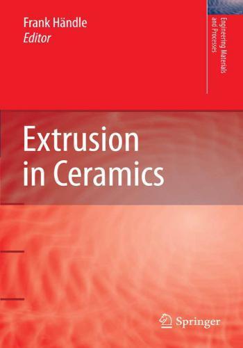كتاب Extrusion in Ceramics E_i_c_10