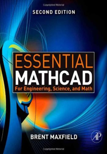 كتاب Essential Mathcad for Engineering, Science, and Math  E_m_c_10