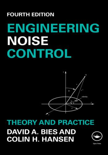 كتاب Engineering Noise Control - Theory and Practice  E_n_c_10