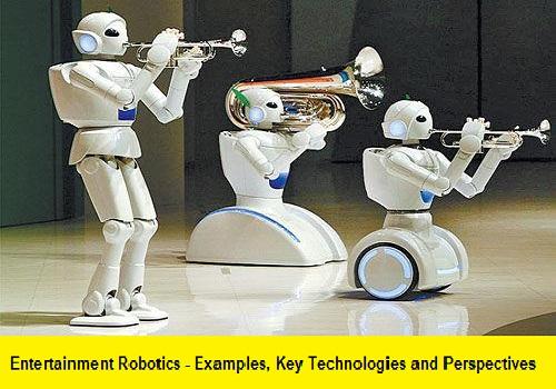 بحث بعنوان Entertainment Robotics - Examples, Key Technologies and Perspectives E_r_e_10