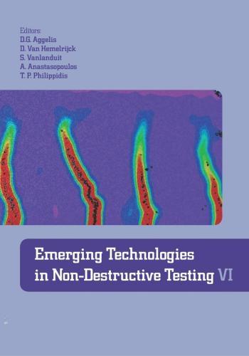 كتاب Emerging Technologies in Non-Destructive Testing VI  E_t_i_11