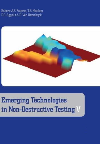 كتاب Emerging Technologies in Non-Destructive Testing V  E_t_i_12