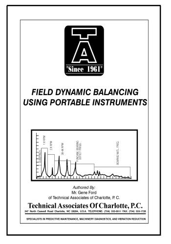 كتاب Field Dynamic Balancing Using Portable Instruments  F_d_b_10