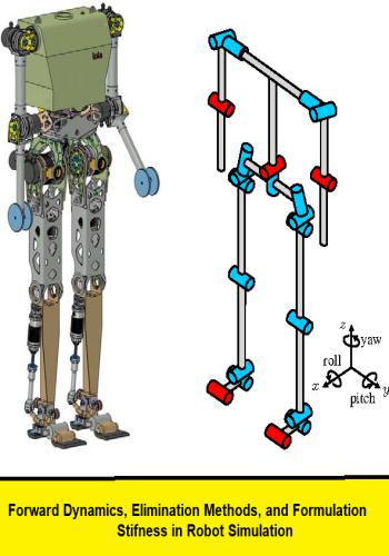 بحث بعنوان Forward Dynamics, Elimination Methods, and Formulation Stiffness in Robot Simulation  F_d_e_10