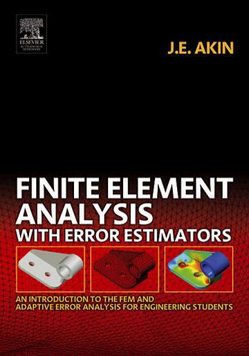 كتاب Finite Element Analysis with Error Estimators F_e_a_11