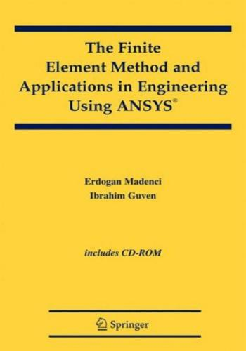 كتاب The Finite Element Method and Applications in Engineering Using ANSYS  - صفحة 2 F_e_m_10