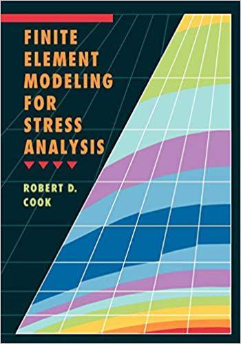 كتاب Finite Element Modeling for Stress Analysis  F_e_m_14