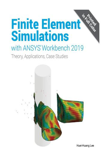 كتاب Finite Element Simulations with ANSYS Workbench 19 - صفحة 2 F_e_s_13