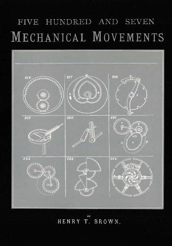 كتاب يحتوى على اكثر من 500 الية نقل حركة - Five Hundred and Seven Mechanical Movements  F_h_a_11