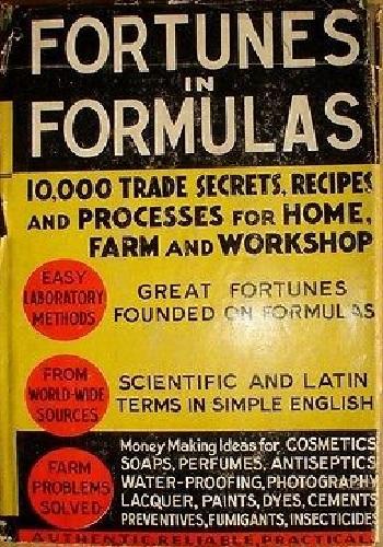 كتاب Fortunes In Formulas for Home, Farm, and Workshop  F_i_f_10