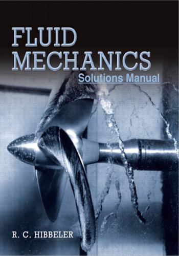 حل كتاب Fluid Mechanics Solution Manual  F_m_i_12