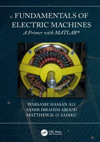 كتاب Fundamentals of Electric Machines - A Primer with MATLAB  F_o_e_10