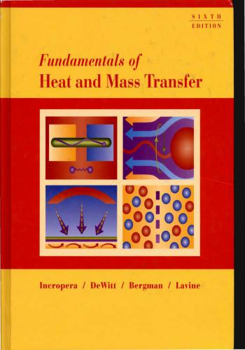 كتاب Fundamentals of Heat and Mass Transfer  F_o_h_10