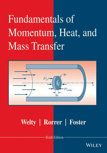 كتاب Fundamentals of Momentum, Heat, and Mass Transfer  F_o_m_13