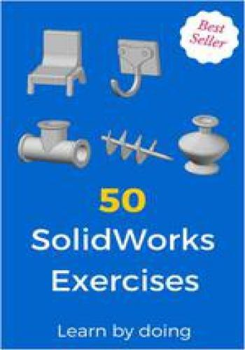 كتاب 50 SolidWorks Exercise - Learn by Doing F_s_w_10