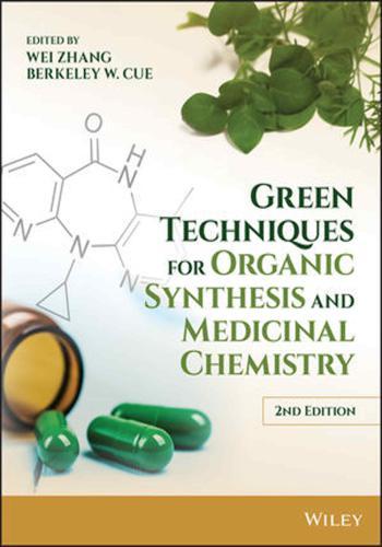 كتاب Green Techniques for Organic Synthesis and Medicinal Chemistry  G_t_f_10