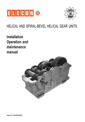 كتاب Helical and Spiral-bevel Helical Gear Units  H_a_s_10