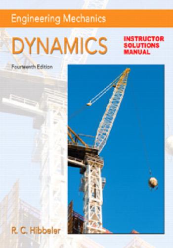 حل كتاب Hibbeler - Engineering Mechanics Dynamics 14th Edition Solution Manual H_e_m_10