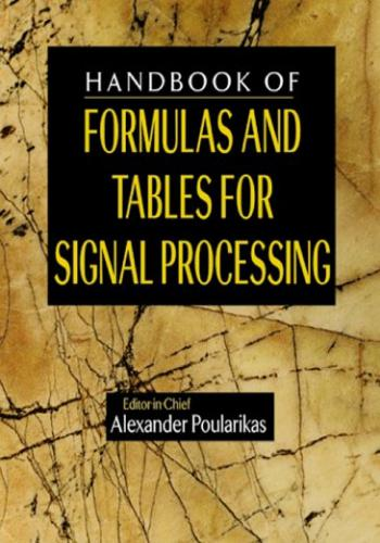 كتاب The Handbook of Formulas and Tables for Signal Processing  H_o_f_13