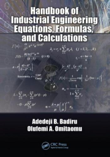 كتاب Handbook of Industrial Engineering Equations,Formulas and Calculations H_o_i_10
