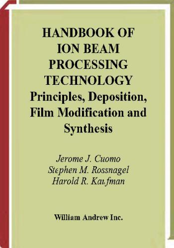 كتاب Handbook of Ion Beam Processing Technology  - صفحة 2 H_o_i_11