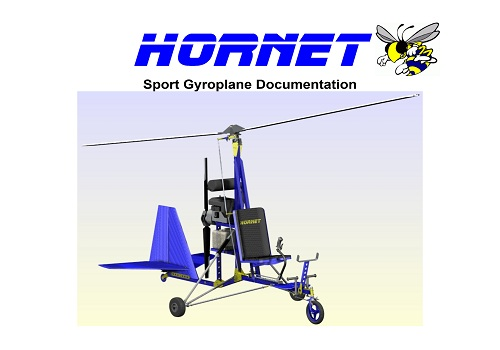 كتاب Hornet - Sport Gyroplane Documentation H_s_g_10