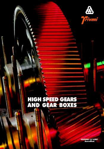 كتاب High Speed Gears and Gear Boxes  H_s_g_11