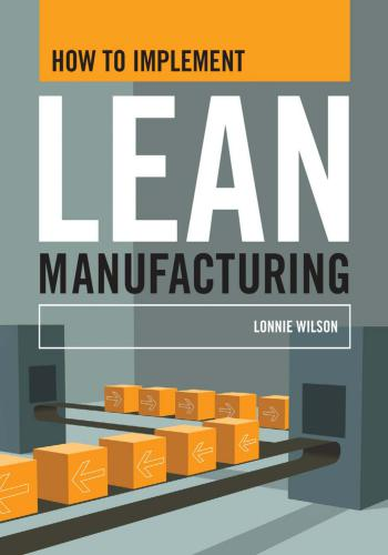 كتاب How to Implement Lean Manufacturing  H_t_l_10