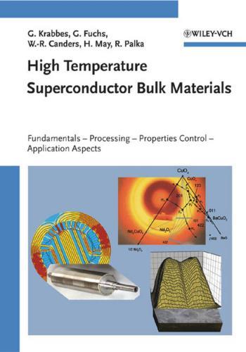 كتاب High Temperature Superconductor Bulk Materials  H_t_s_10