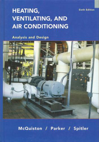 كتاب Heating, Ventilating, and Air Conditioning - Analysis and Design  H_v_a_12