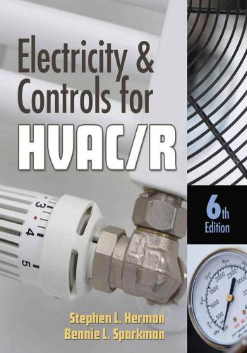 كتاب Electricity & Controls for HVAC/R  H_v_a_17