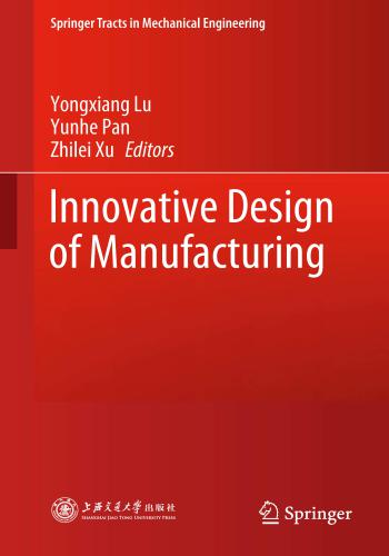 كتاب Innovative Design of Manufacturing  I_d_o_10