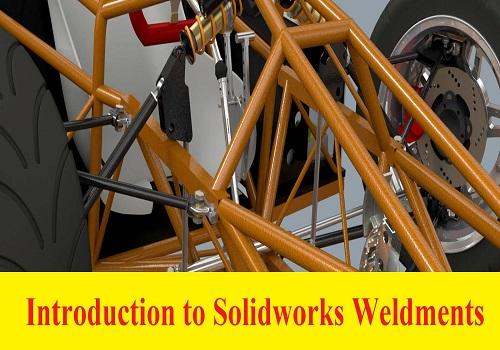 كورس تعليم اللحامات في السوليدوركس - ويلدمينت - Introduction to Solidworks Weldments I_f_s_11
