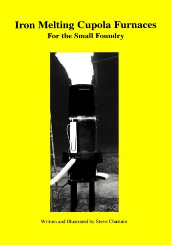 كتاب Iron Melting Cupola Furnaces - For the Small Foundry  I_m_c_11