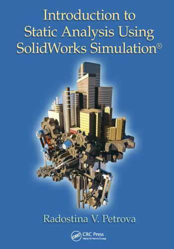 كتاب Introduction to Static Analysis Using SolidWorks Simulation  I_s_a_10