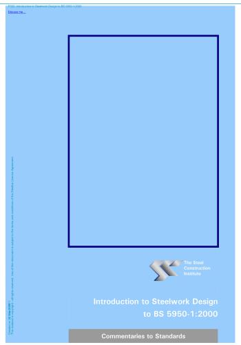 كتاب Introduction to Steelwork Design to BS 5950-1:2000  I_t_s_14