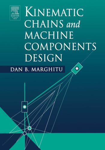 كتاب Kinematic Chains and Machine Components Design K_c_a_10
