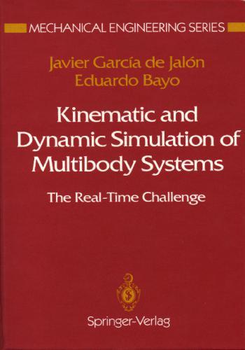 كتاب Kinematic and Dynamic Simulation of Multibody Systems  K_d_s_10
