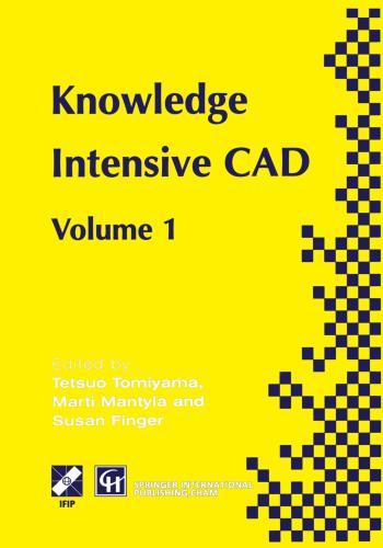 كتاب Knowledge Intensive CAD - Volume 1  K_i_c_10