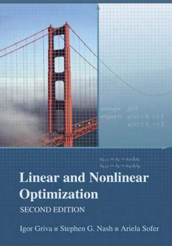 كتاب Linear and Nonlinear Optimization  L_a_n_10