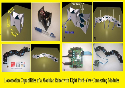 بحث بعنوان Locomotion Capabilities of a Modular Robot with Eight Pitch-Yaw-Connecting Modules  L_c_o_10