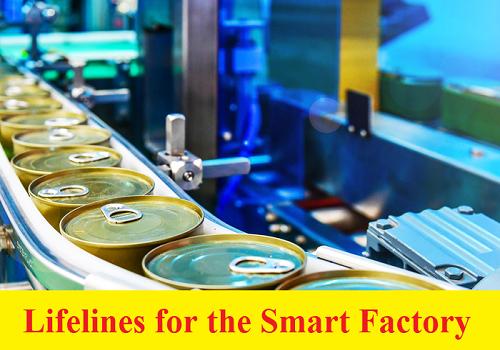 مقالة بعنوان Lifelines for the Smart Factory  L_l_f_10
