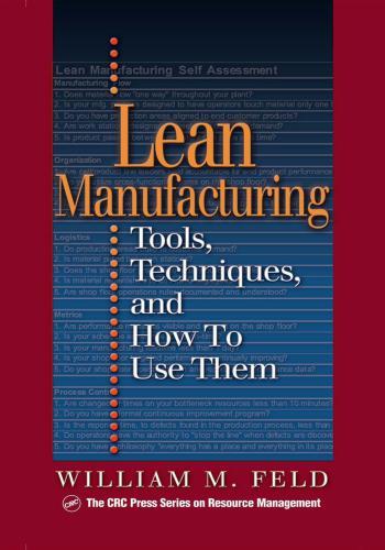 كتاب Lean Manufacturing - Tools, Techniques, and How to Use Them  L_m_f_11